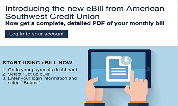 new ebill service