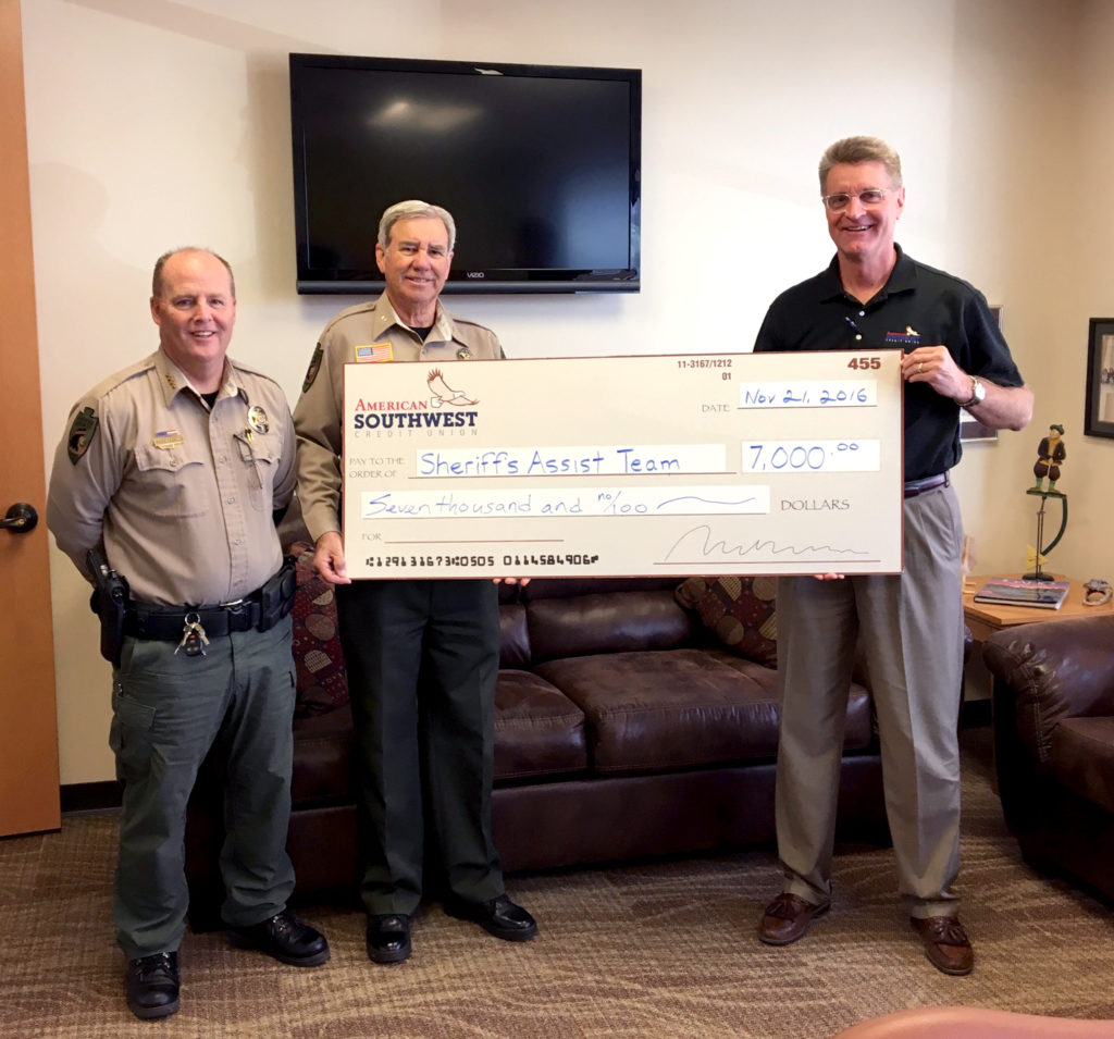 Cochise County Charity Ride