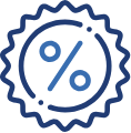 Iconography of Percent Symbol