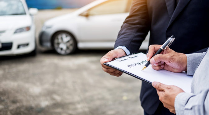 Signing an extended warranty