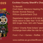 Charity Ride Flyer