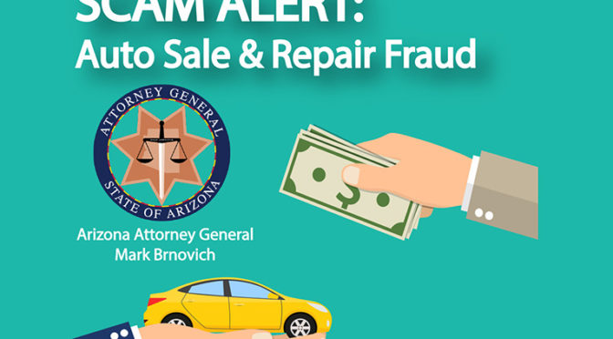 auto repair scam