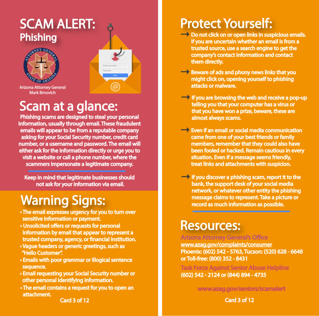 Do You Know About Phishing American Southwest Credit Union