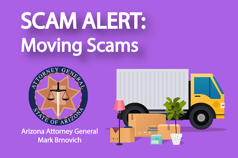 Moving Scams: GRAPHIC